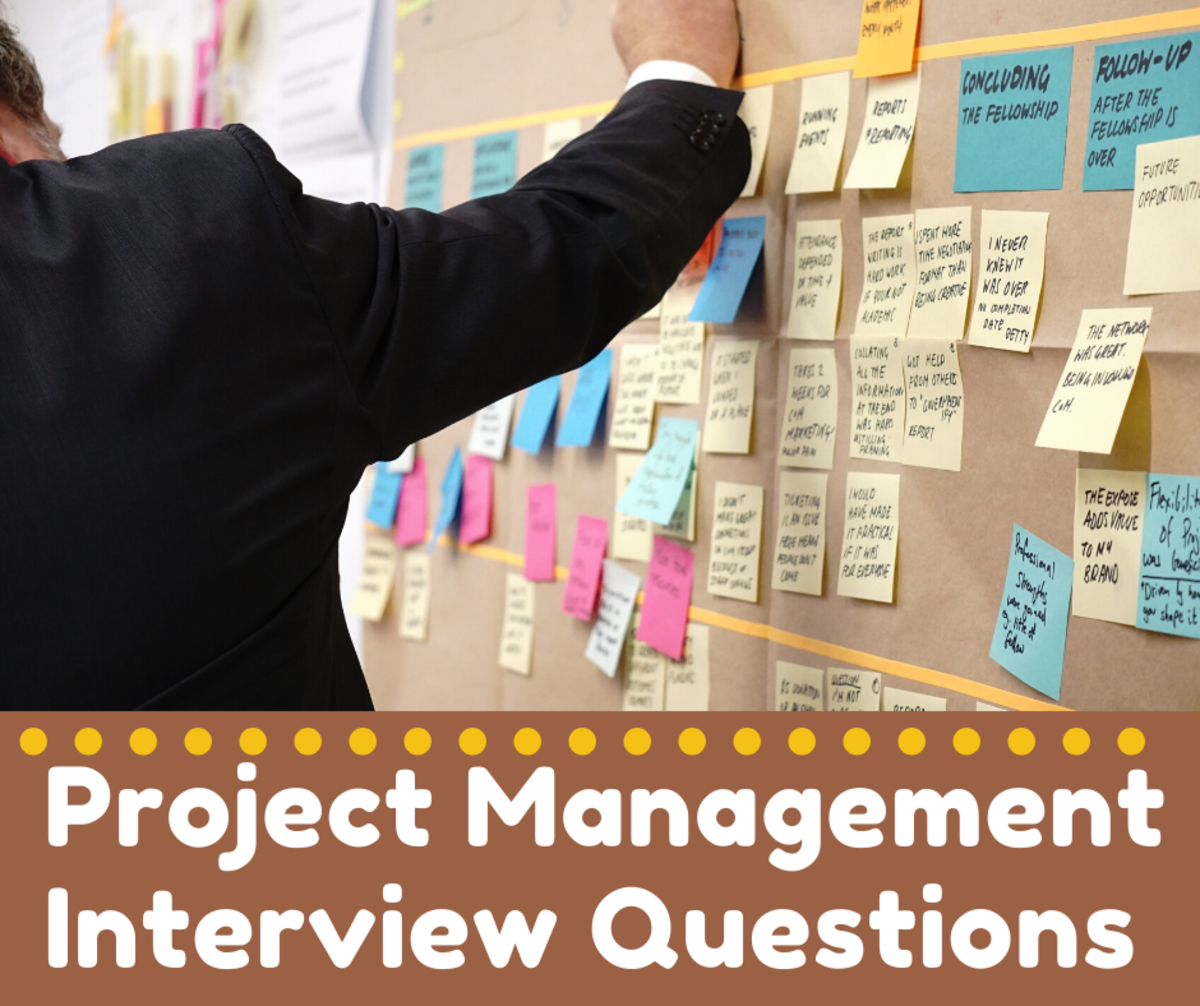 read on to learn how to succeed in winning a project management job.