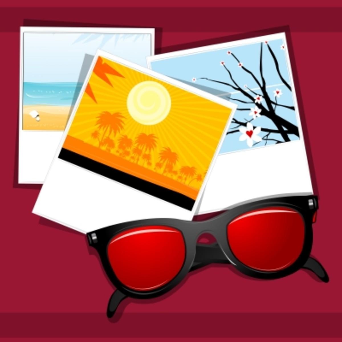 Free German Essay on My Holidays: Meine Ferien