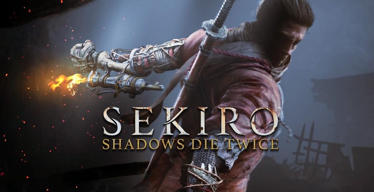 """Sekiro: Shadows Die Twice"""