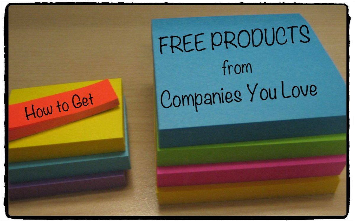 how to get free gifts from companies