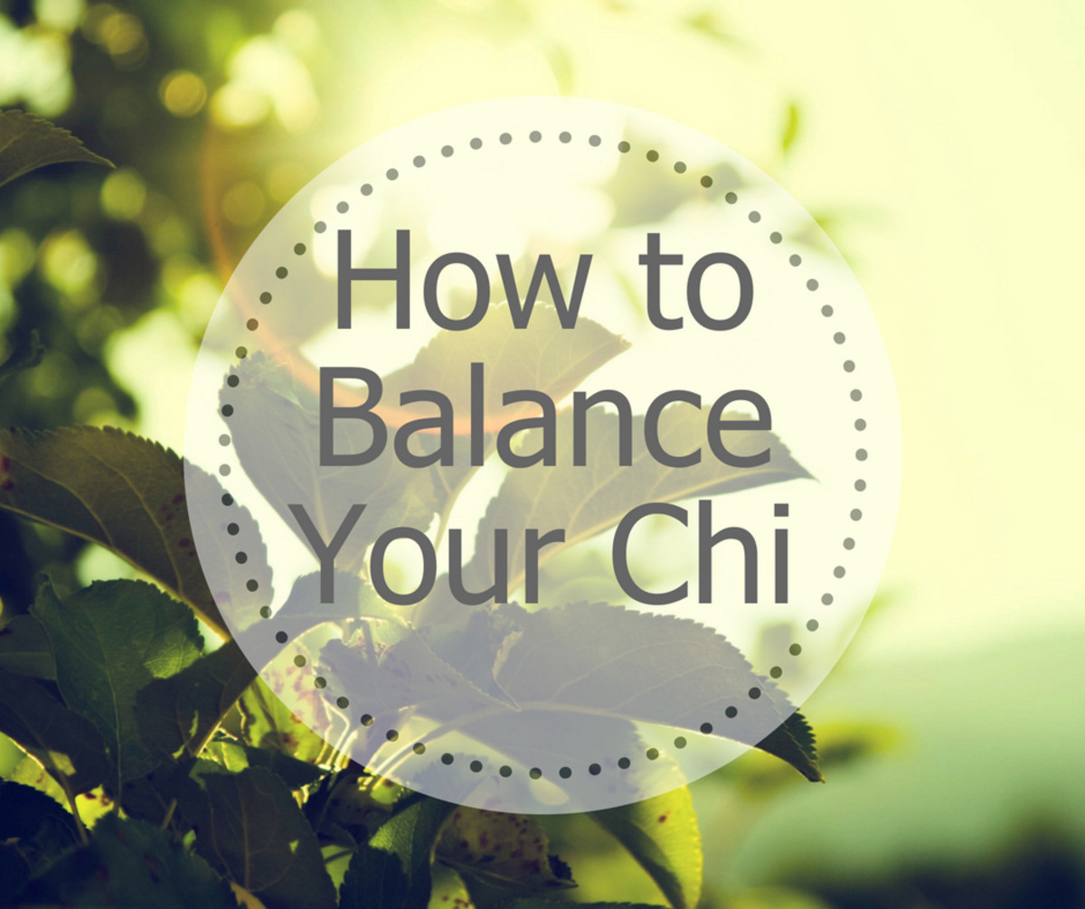 How to Balance Your Chi