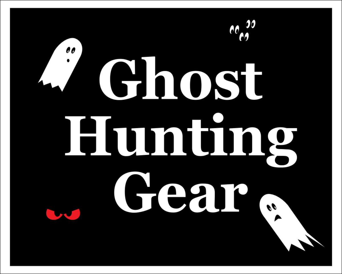 Put together your own kit for ghost hunting, or find a package that includes all the equipment you need.