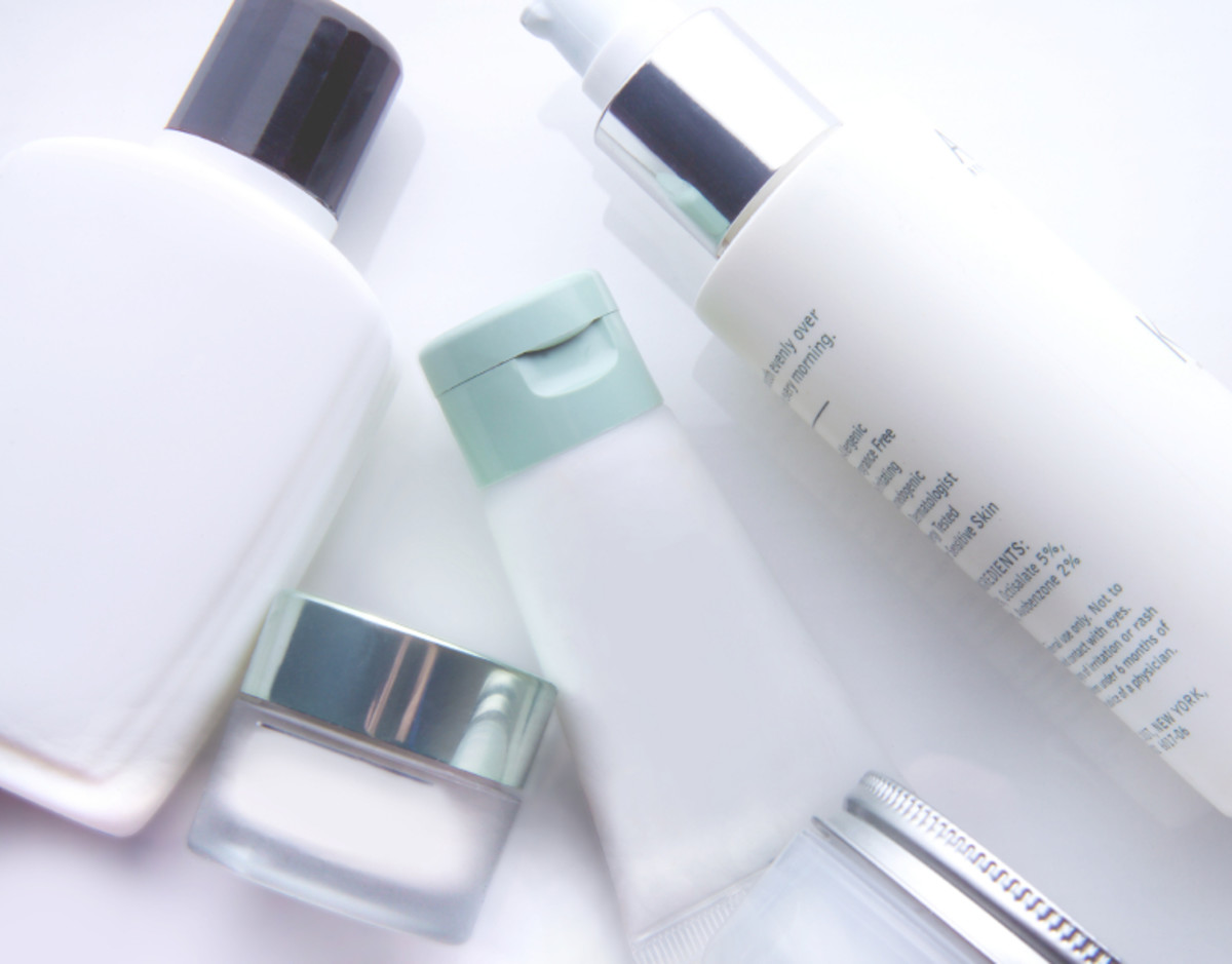 Many popular store-bought beauty products contain parabens or lathering agents.