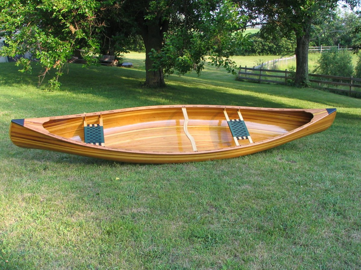 Estimating the Cost of Cedar Strips for Building a Canoe