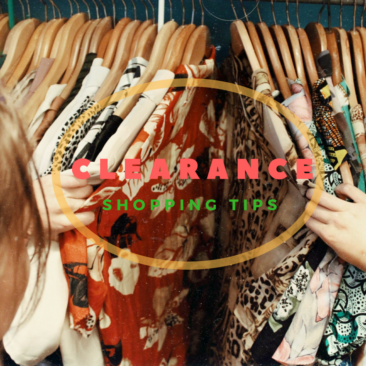 Why I Only Shop on Clearance and Why You Should Too