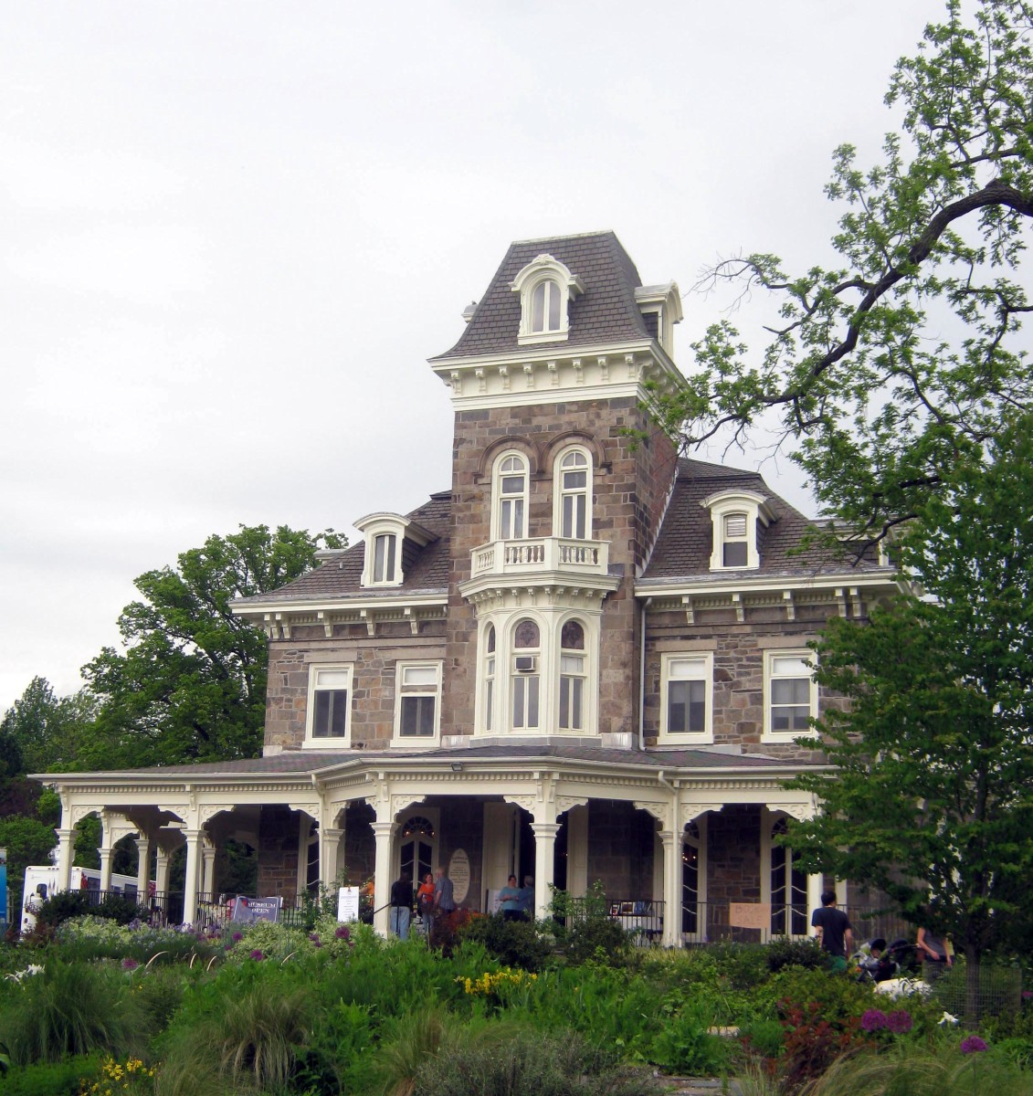 Baltimore's Best Victorian Mansion and Public Garden Cylburn Arboretum
