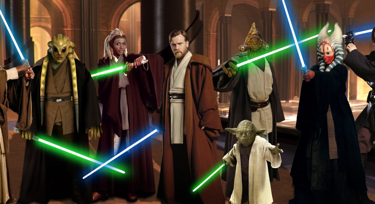 Top 10 Strongest, Most Powerful Jedi of All Time