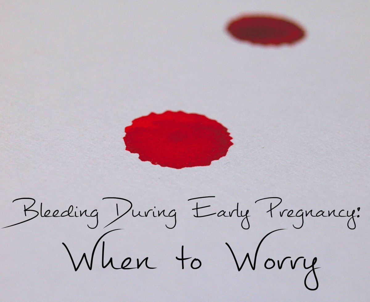 Bleeding or Spotting in Early Pregnancy: Should I Be ...