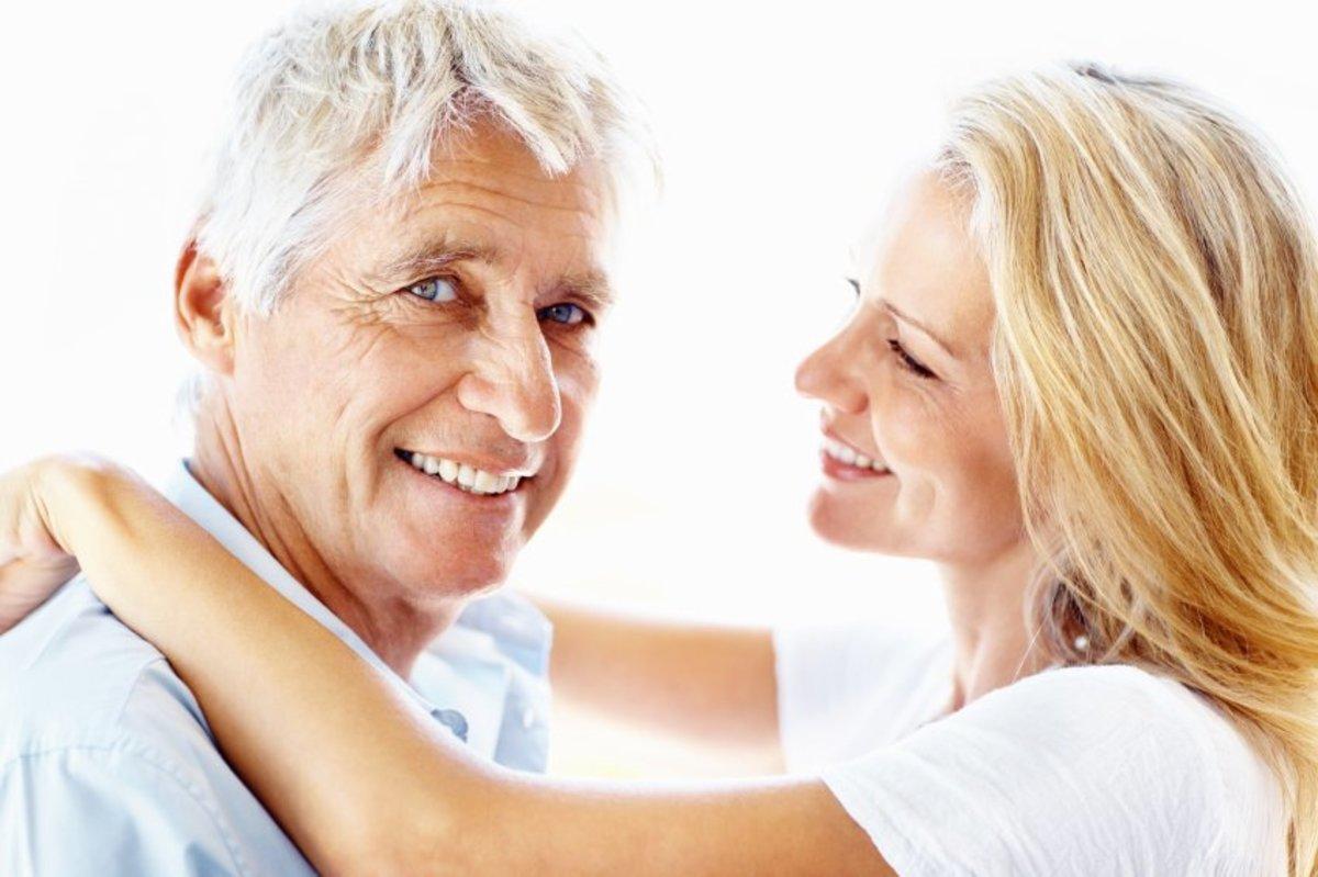 5 Reasons Older Men Prefer Younger Women 1