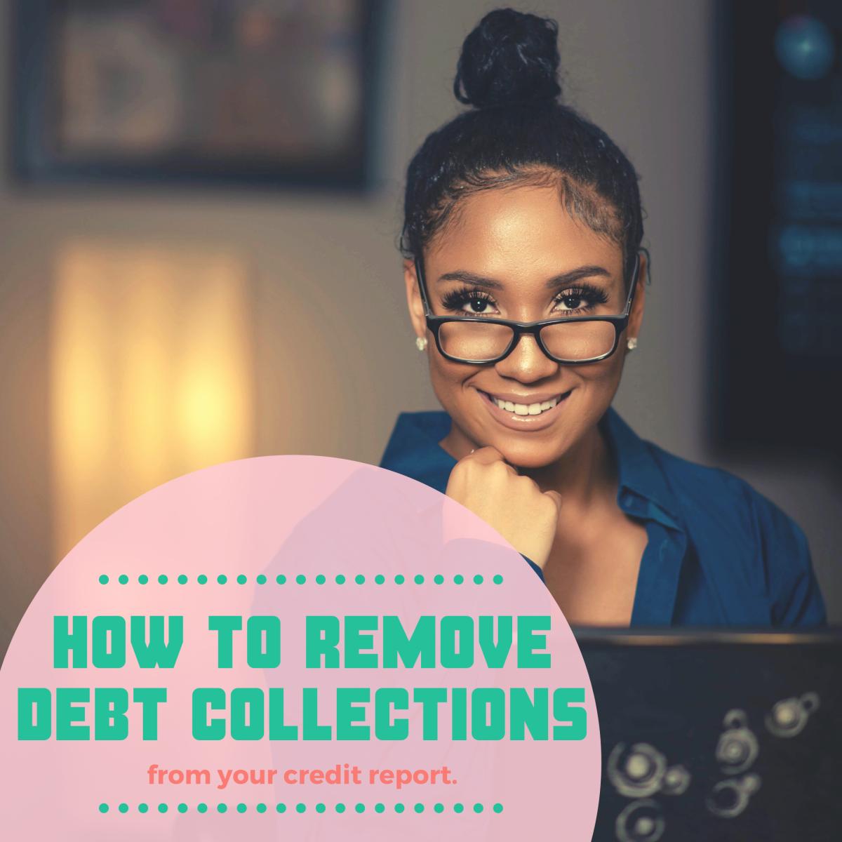 How do you remove those pesky debts?