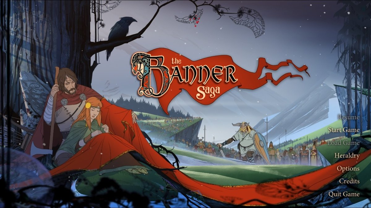 The Banner Saga Walkthrough: Heroes