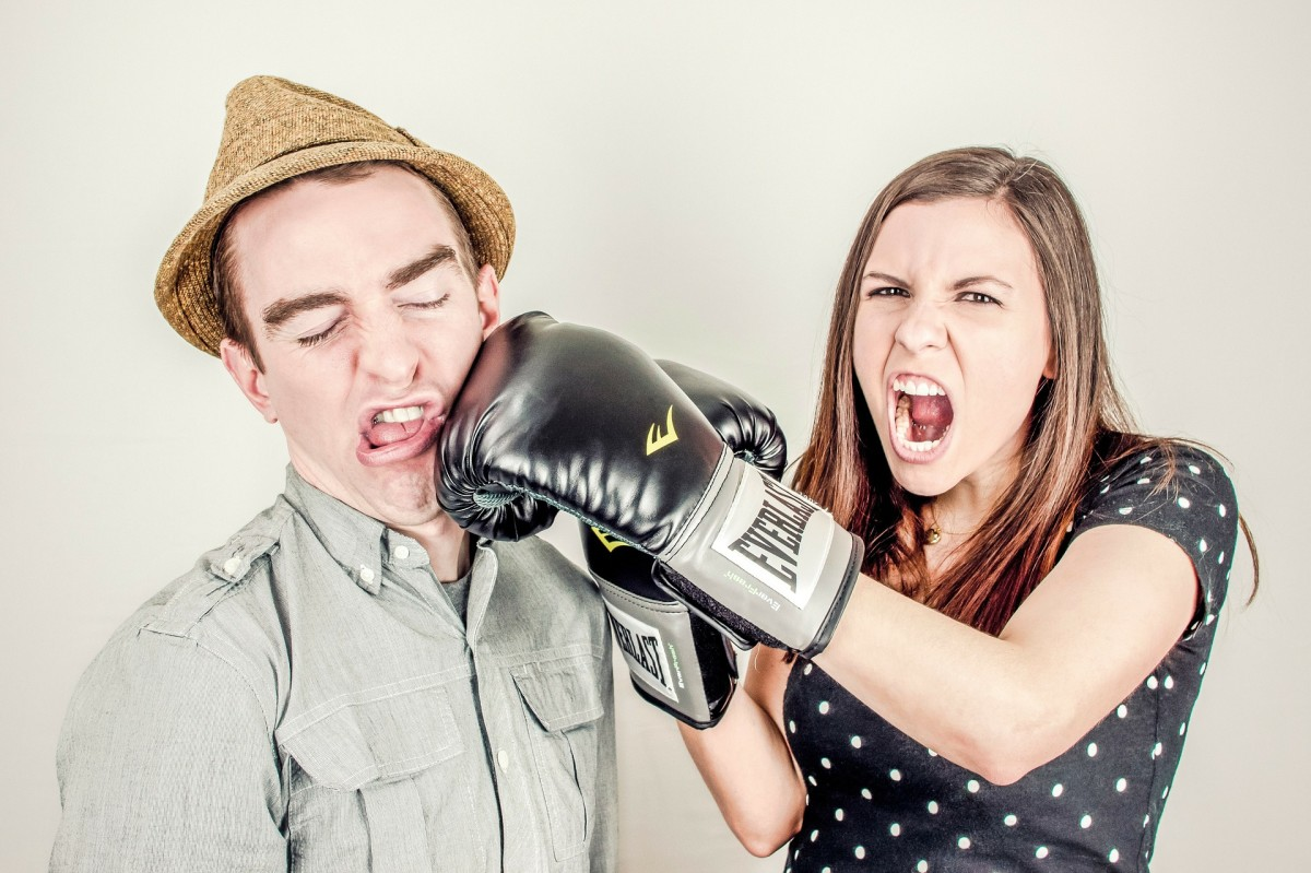 What causes conflict in relationships?