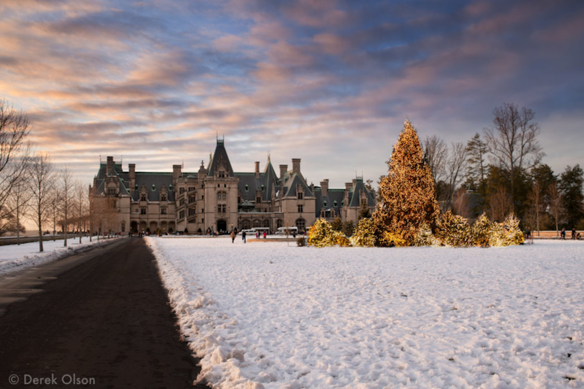 Candlelight Christmas Evenings at Biltmore Estate