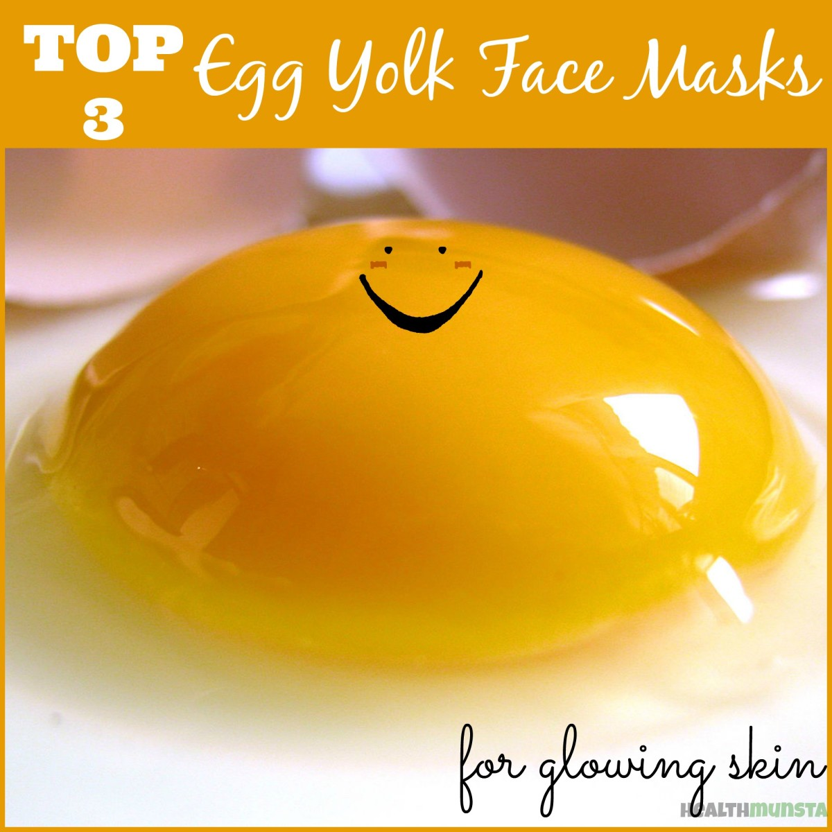 Check out three easy DIY homemade face masks using egg yolk for different benefits.
