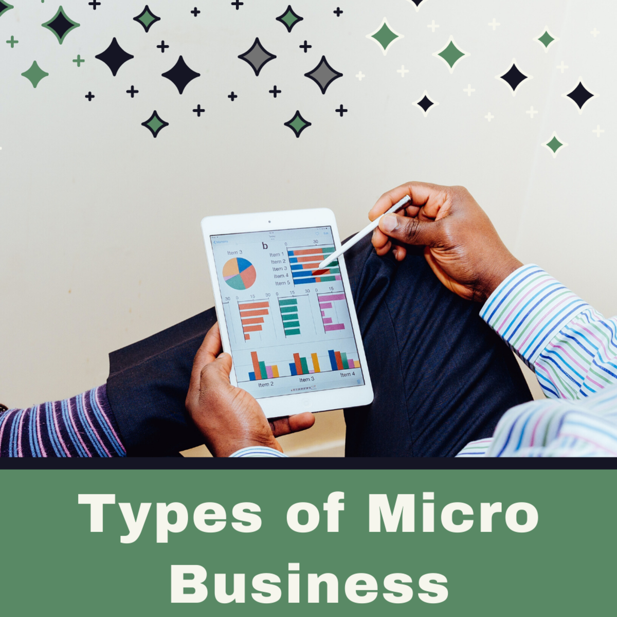 Explore the world of micro businesses and see if this type of business is right for you.