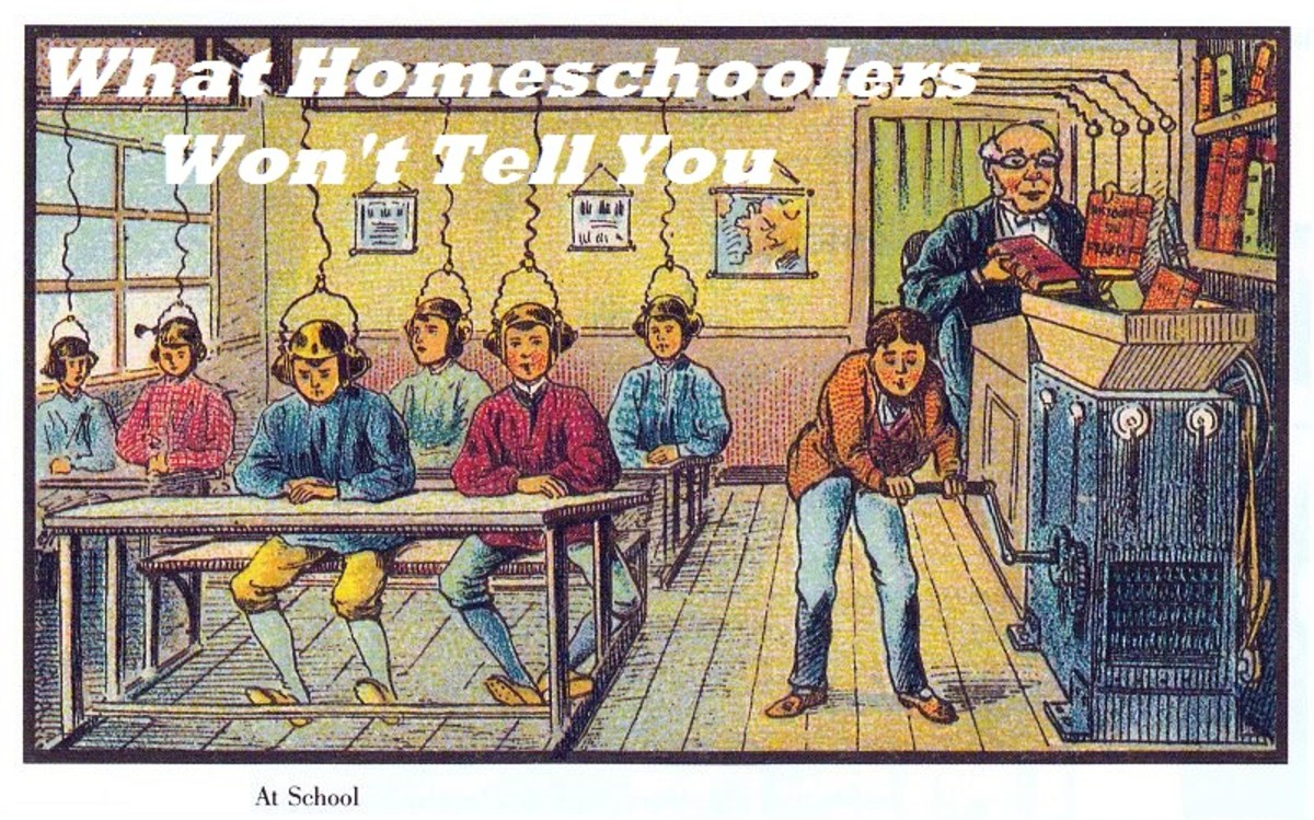 Common myths and misconceptions about homeschooling.