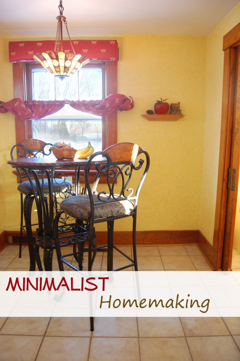 minimalist housekeeping simple rituals for creating your