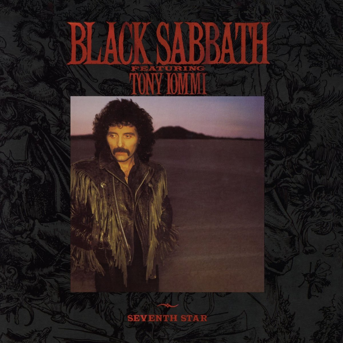 "Forgotten Hard Rock Albums: Black Sabbath, ""Seventh Star"" (1986)"