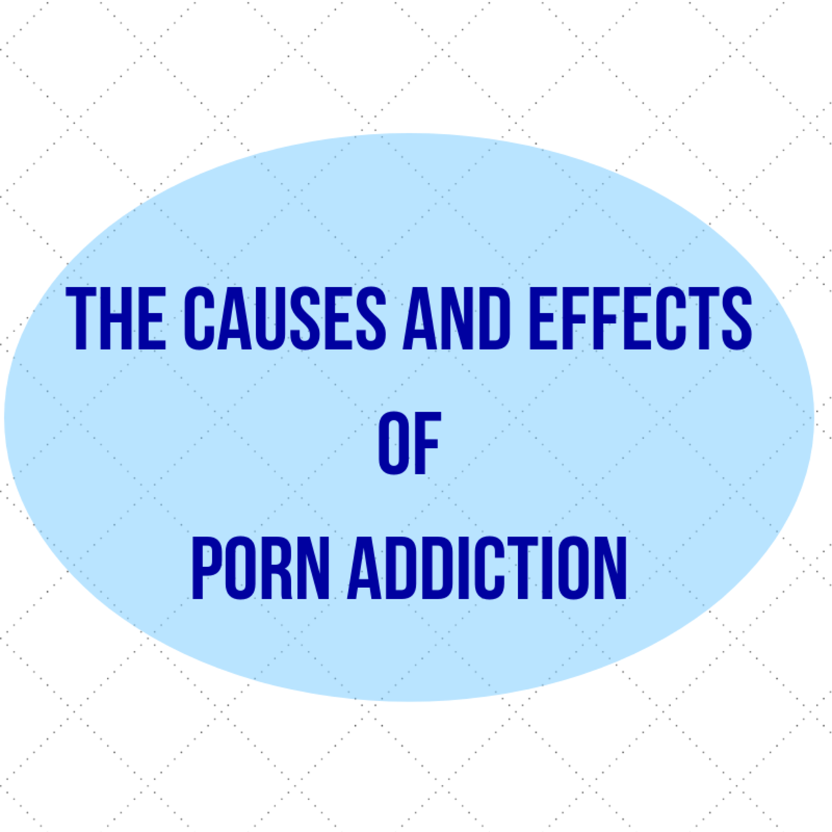 Porn addiction increased in recent years.