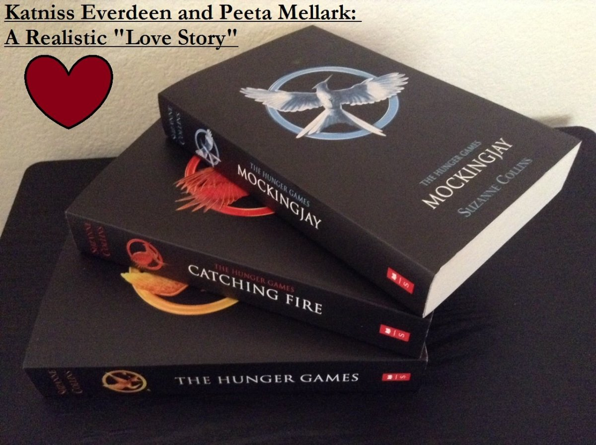 Katniss Everdeen and Peeta Mellark: A Realistic