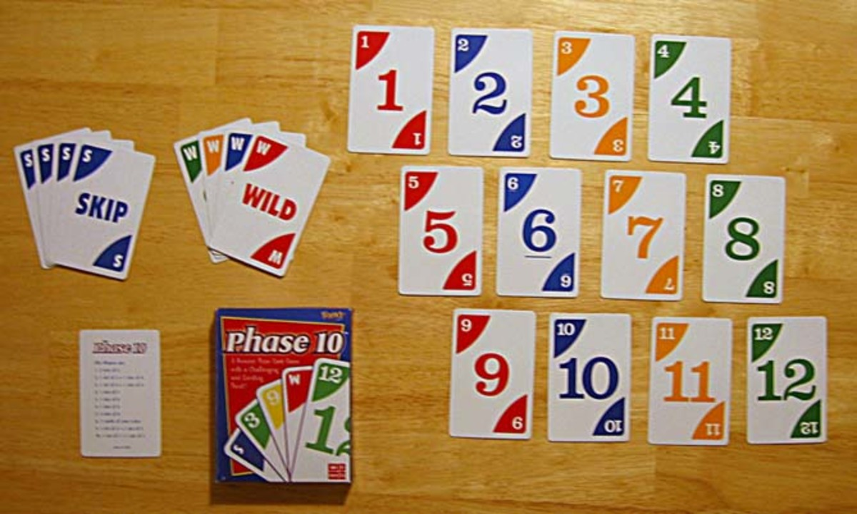 Phase 10 - The Basics, Strategy & More