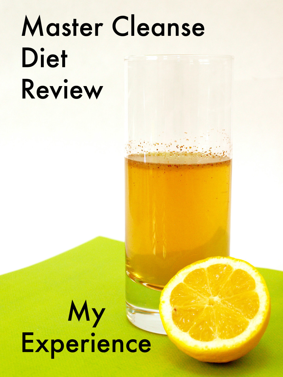 A review of the Master Cleanse Diet, based off of my personal experience.