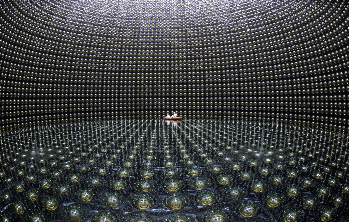 What Is a Neutrino and Where Do They Come From?