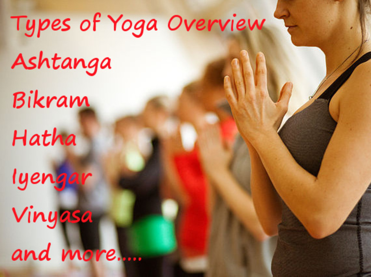 Different Types of Yoga - An Overview of Popular Yoga Styles