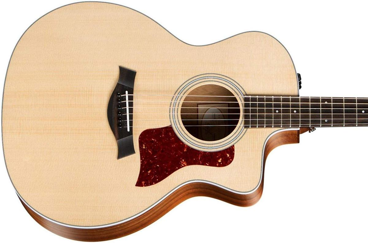 Best Acoustic-Electric Guitars Under $1000