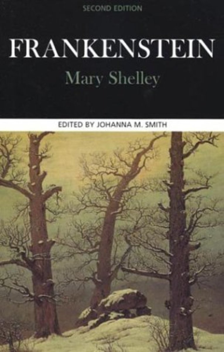 a literary analysis of mary shelleys novel frankenstein This is a list of works by mary shelley (30 august 1797 – 1 february 1851), the british novelist, short story writer, dramatist, essayist, biographer, and travel writer, best known for her gothic novel frankenstein: or, the modern prometheus (1818) she also edited and promoted the works of her husband, the romantic poet and philosopher percy.
