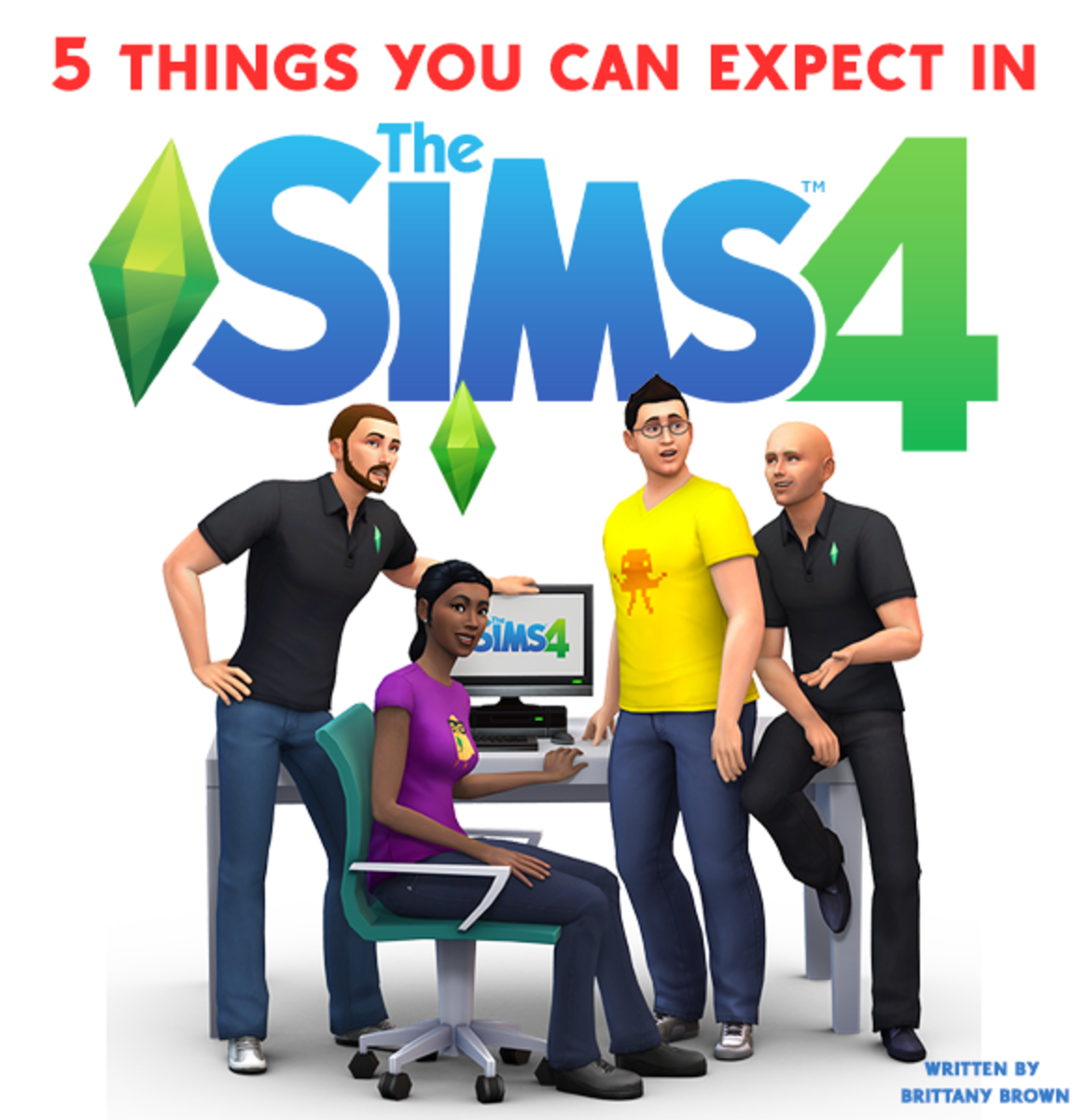 5 Things You Can Expect in The Sims 4!