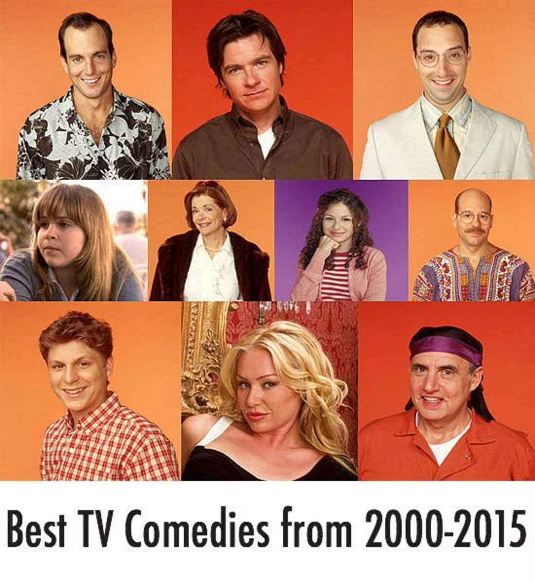 Top 10 Best Comedy TV Shows 2000 to 2015