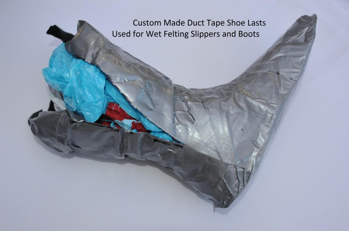 Polystyrene Shoe Lasts Uk