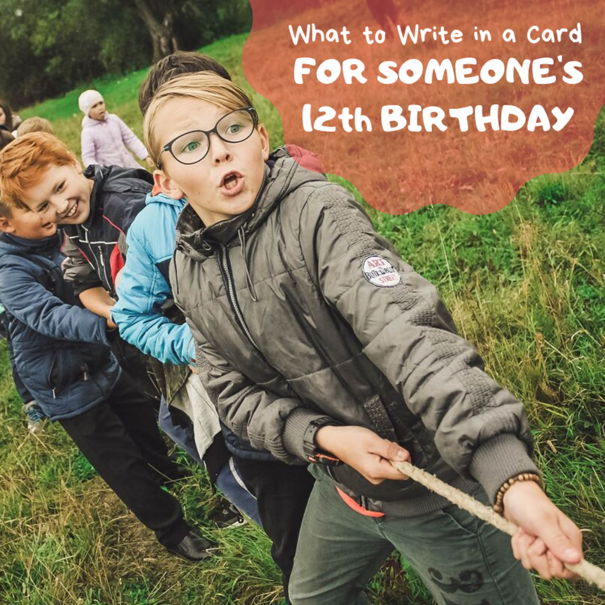 Wish the new 12-year-old in your life well with a funny or inspiring birthday message!