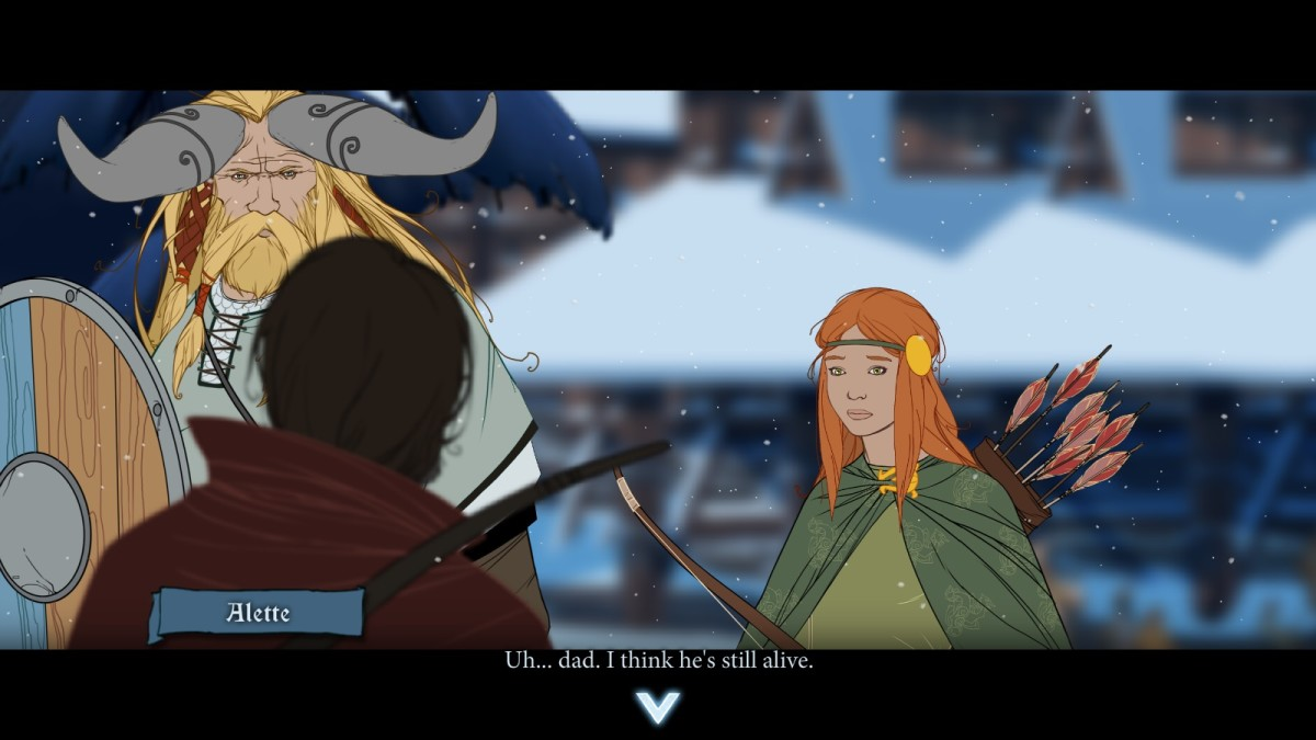"""The Banner Saga"" is owned by Stoic. Images used for educational purposes only."