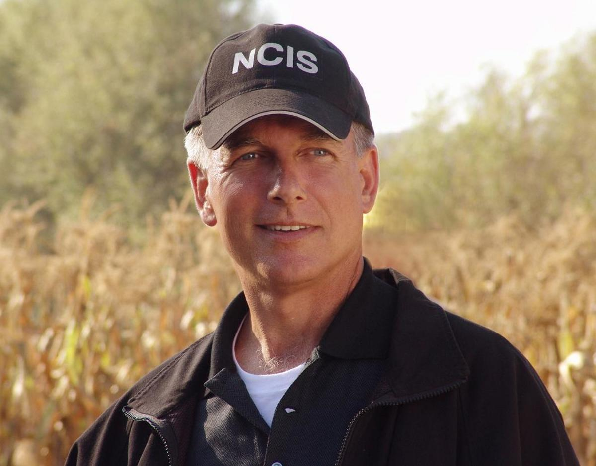 Mark Harmon as Leroy Jethro Gibbs on NCIS