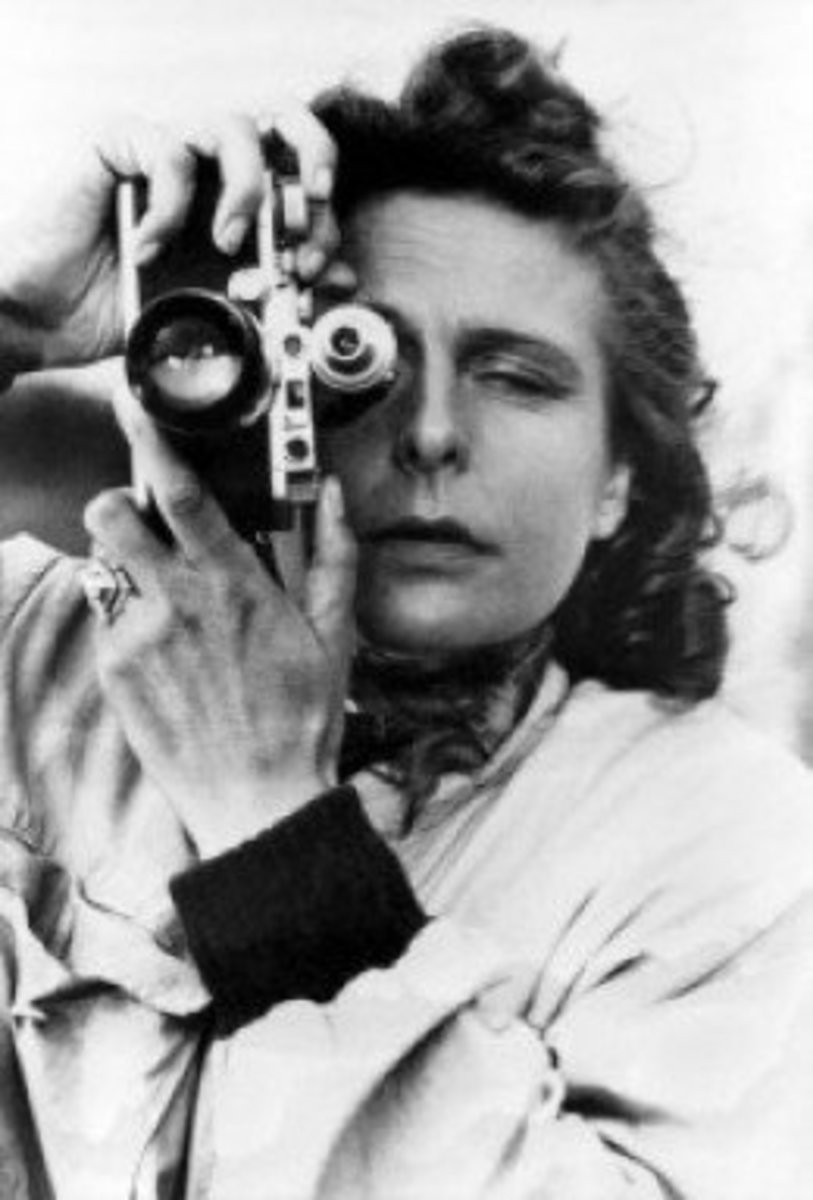Leni Riefenstahl: Opportunist or Swept Along by Events?