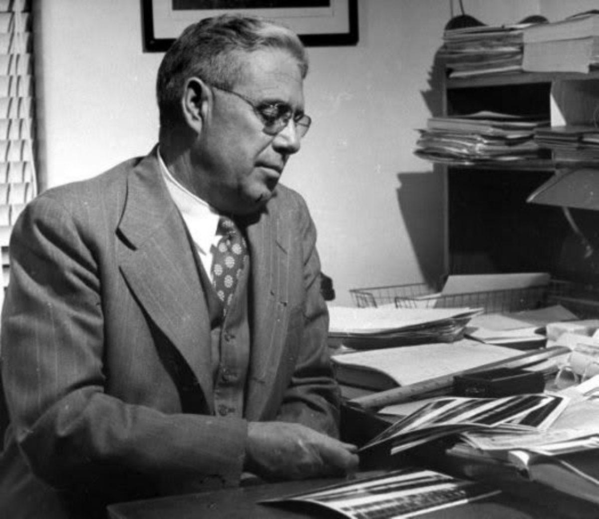 Milton Humason: The Man Behind the Hubble Law