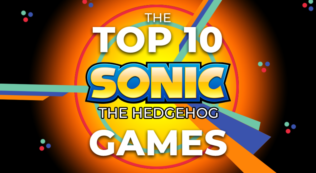The Top 10 Best Sonic Games