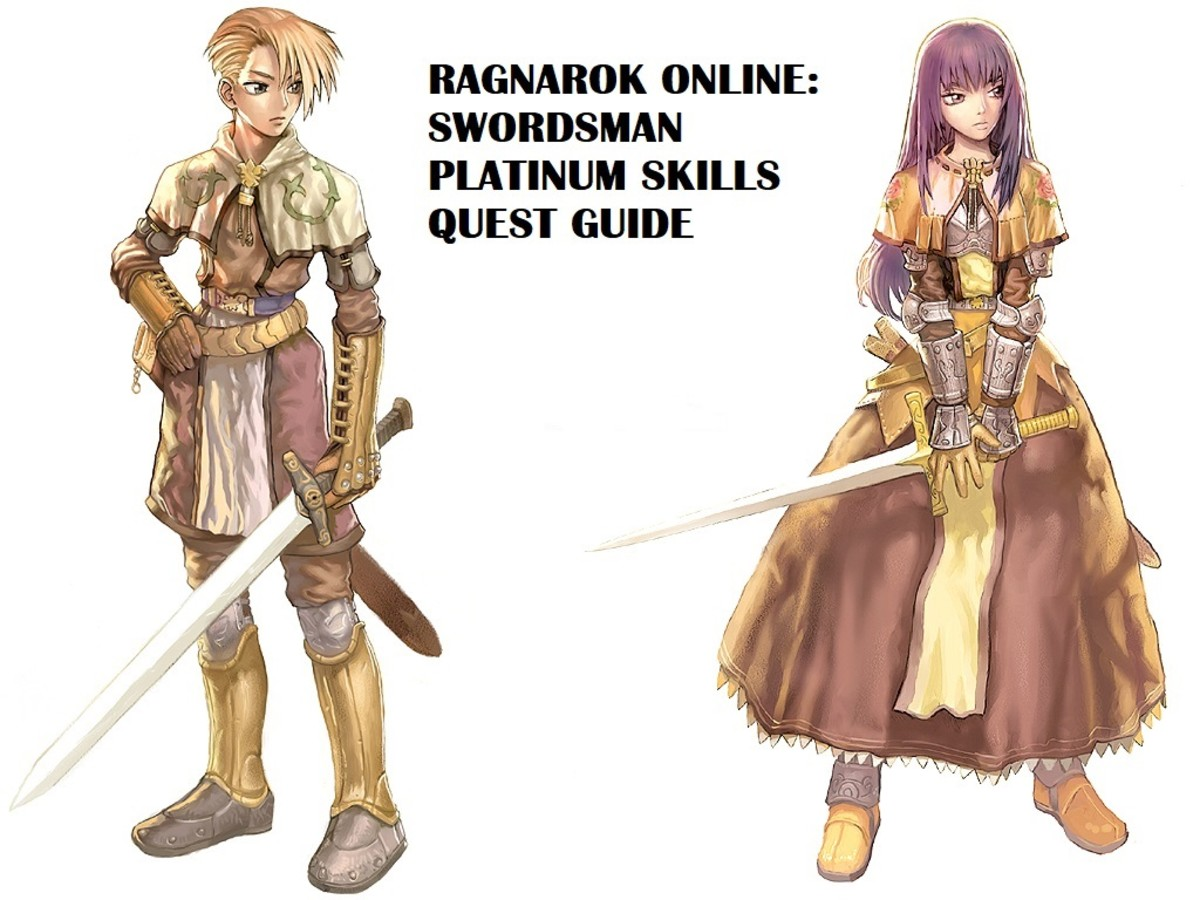 Ragnarok Online Swordsman Platinum Skills Quest Guide