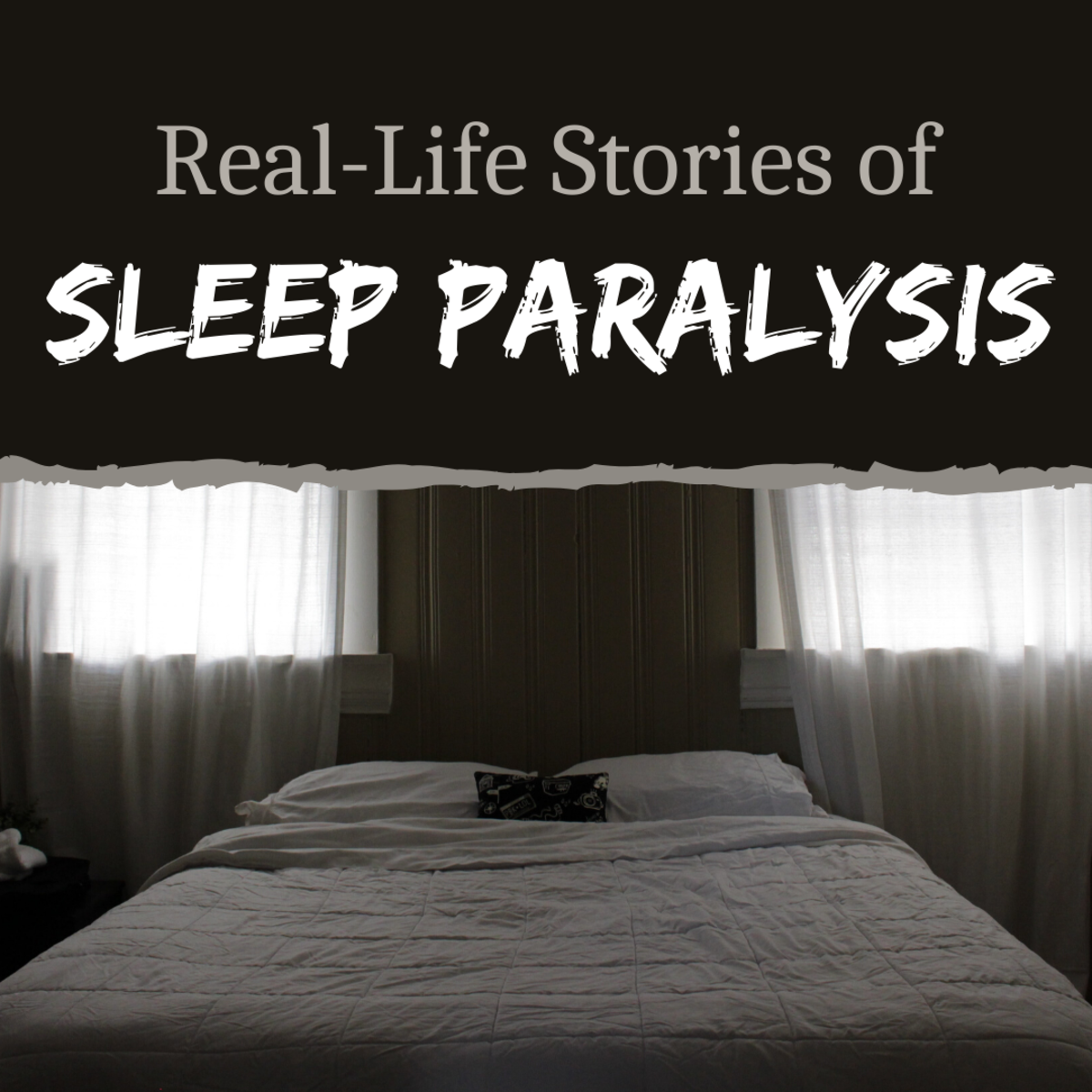 Read my account of my experience with possible sleep paralysis, as well as my cousin's story.