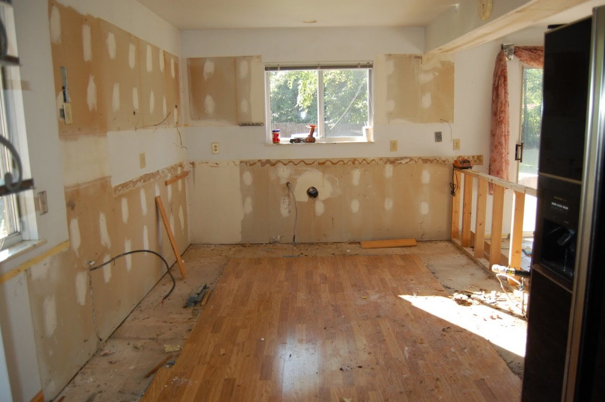 Remodeling a home is a stressful undertaking in and of itself.  For one woman, it would prove to be the beginning of an ongoing nightmare.