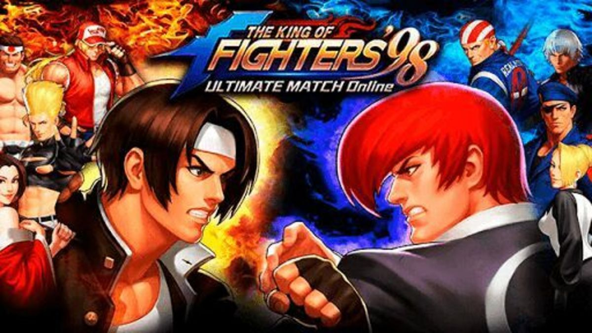 KOF 98 UM Online Tips and Strategy Guide