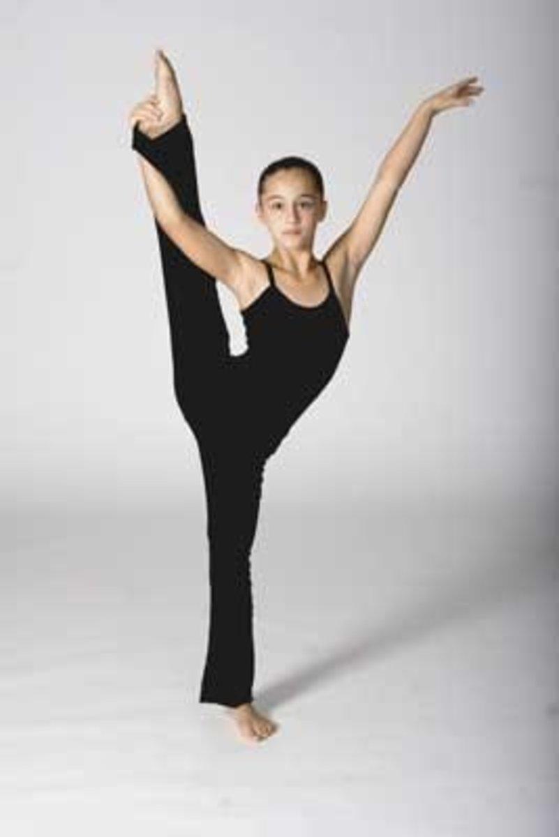 Stretching and Flexibi...