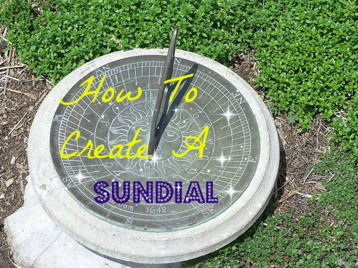 How To Make An Equatorial Sundial - With Photos