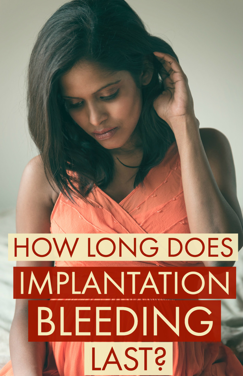 What Is Implantation Bleeding and How Long Can Spotting Last?