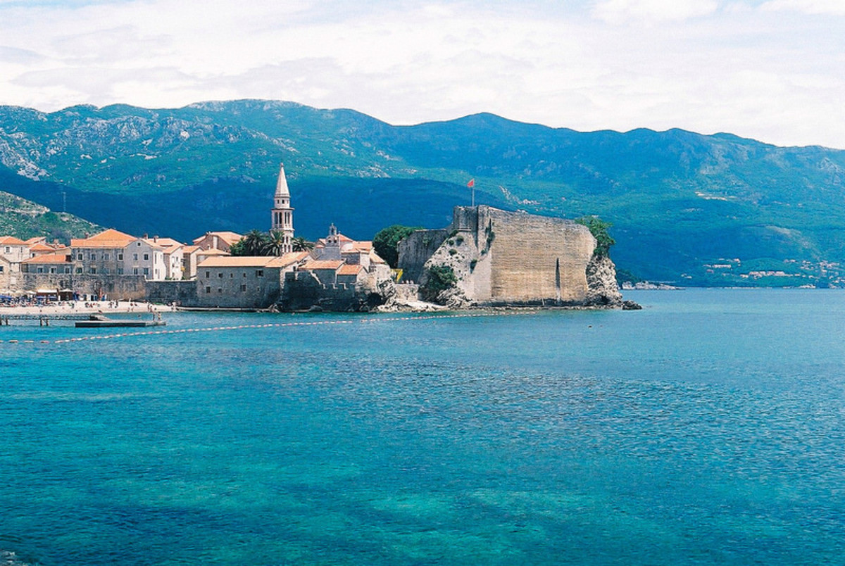 A Rough Guide to Montenegro : Things to do in Budva