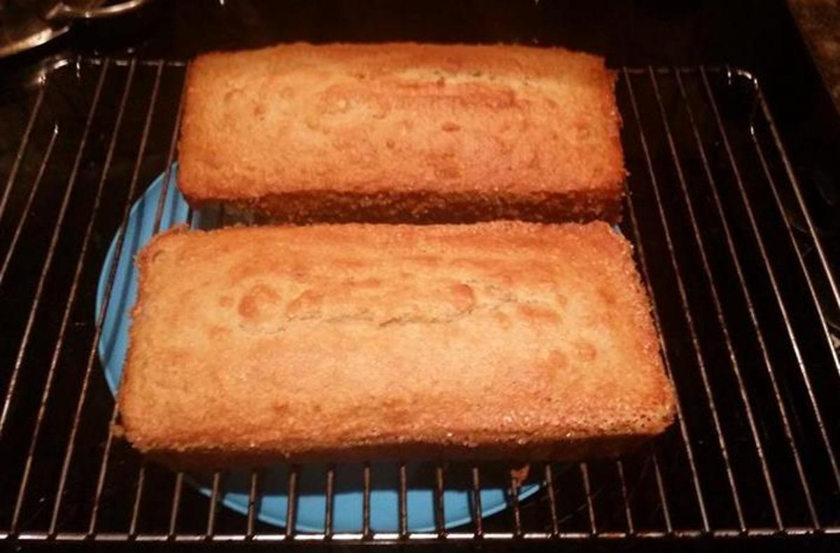 Recipe for Moist Banana Bread