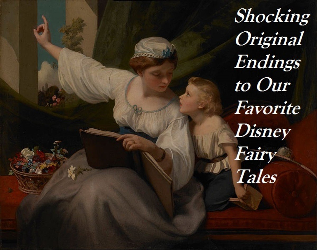 Not For Kids: Shocking Original Endings to Some of Our Favorite Disney Fairy Tales