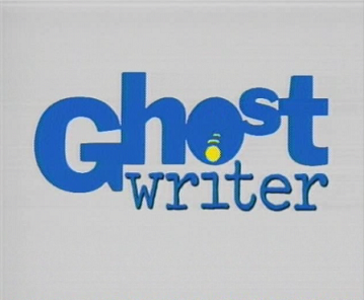 Classic 90's Television: 'Ghostwriter'.